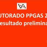 Doutorado 2021 resultado preliminar