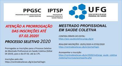 Banner_prorrogacao_inscricao_errata_Edital PPGSC 2020