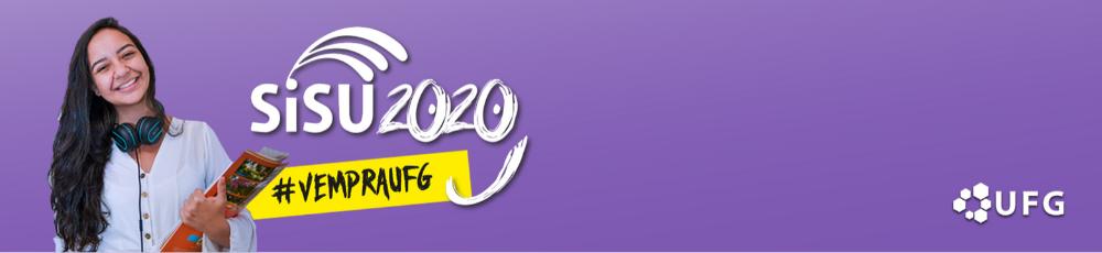 SISU 2020 #VEMPRAUFG