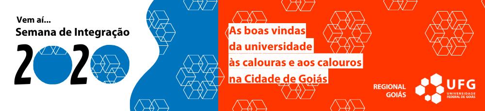 Semana de Integração Regional Goiás 2020