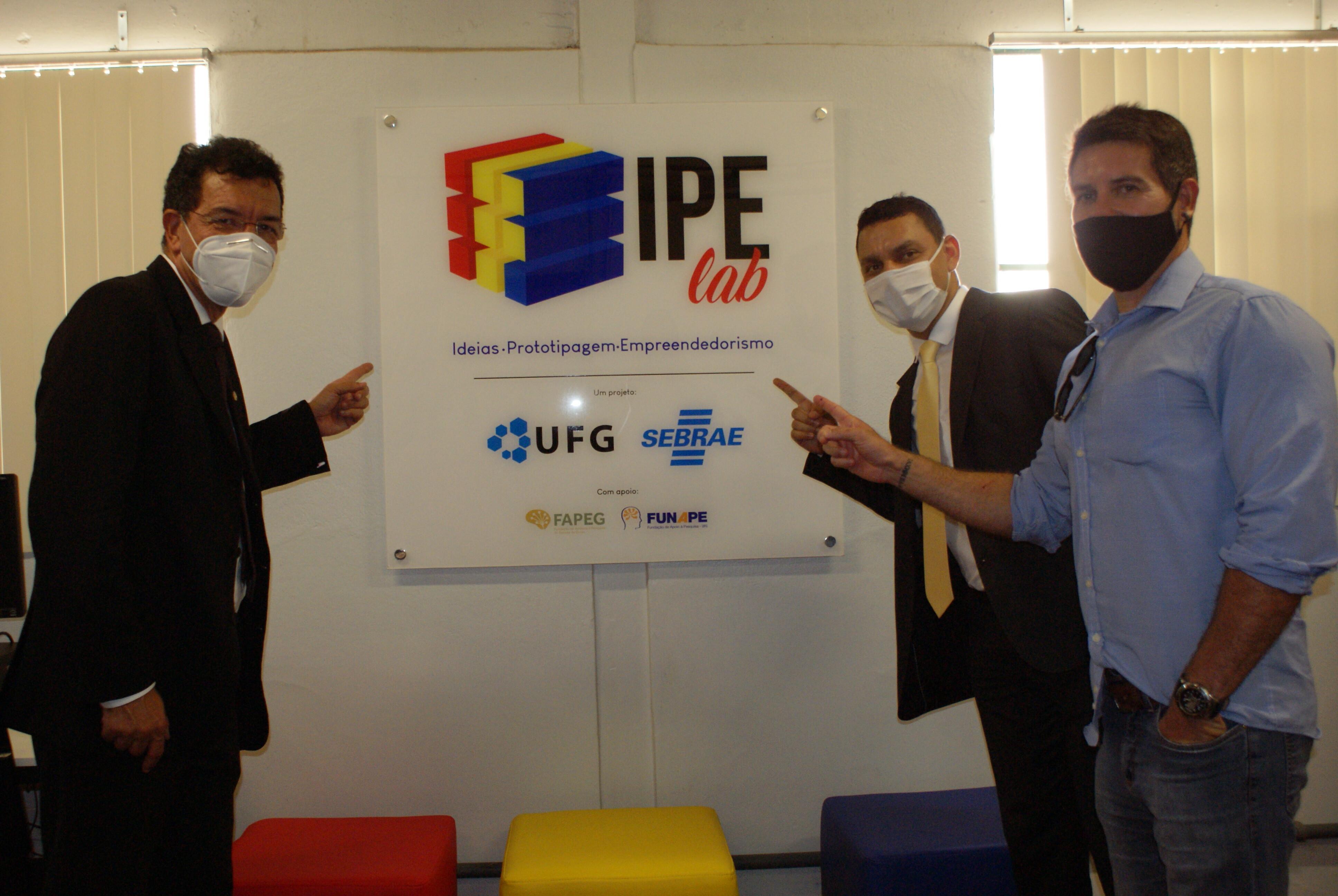 IPE Lab fotos