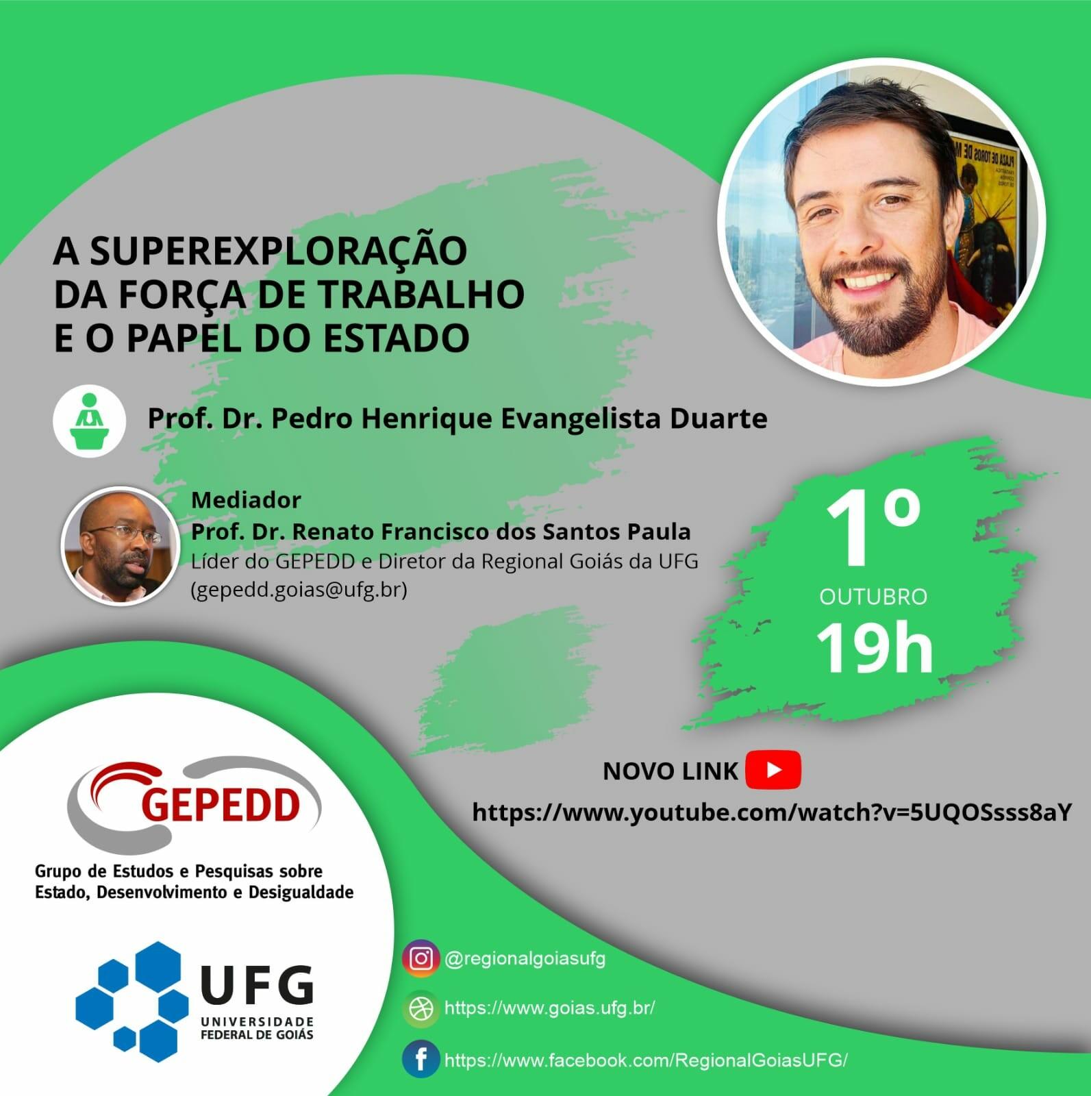 Evento Renato