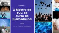 banner da X mostra de TCC 2019