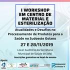 I Workshop em Centro de Material e Esterilização