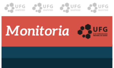 Capa - Monitoria