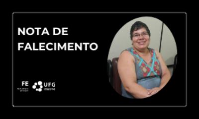 Capa - Nota de Falecimento Maria Emília