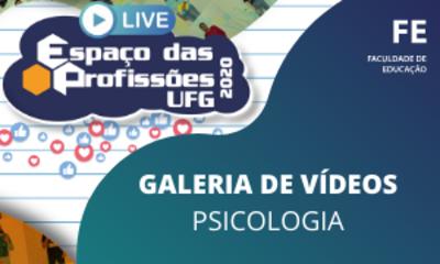 Capa EP 2020 - Galeria de vídeos Psicologia