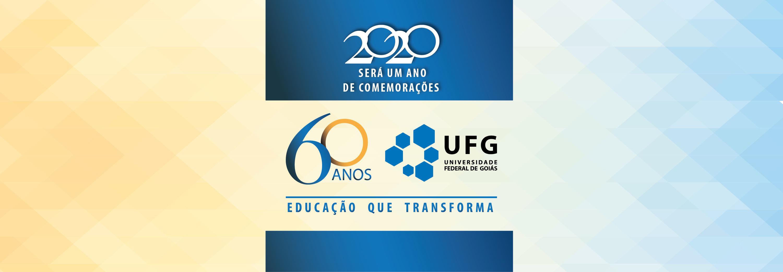 Banner - 60 anos UFG