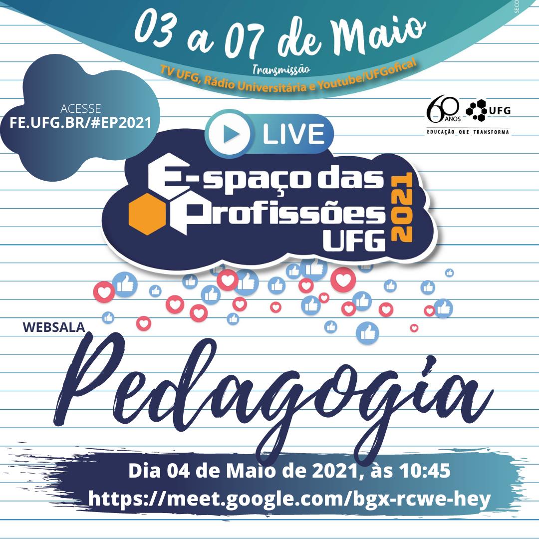 WebSala EP 2021 Pedagogia