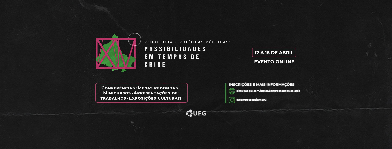 banner - XV Congresso de Psicologia