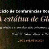Capa - A estátua de Glauco