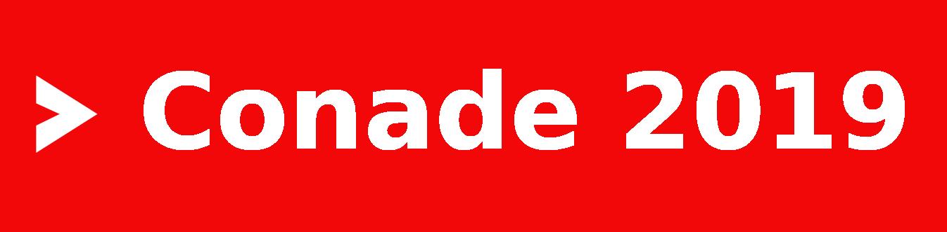 Conade 2019