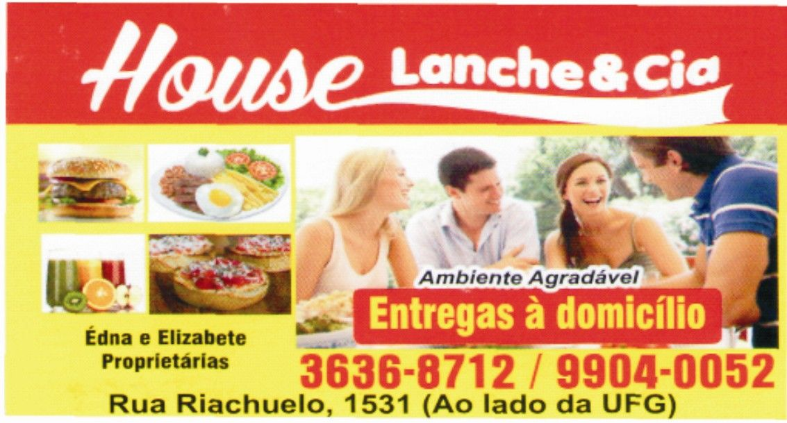 House Lanches
