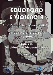 educação e violencia