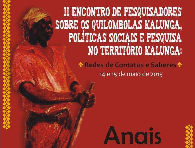 Anais quilombolas