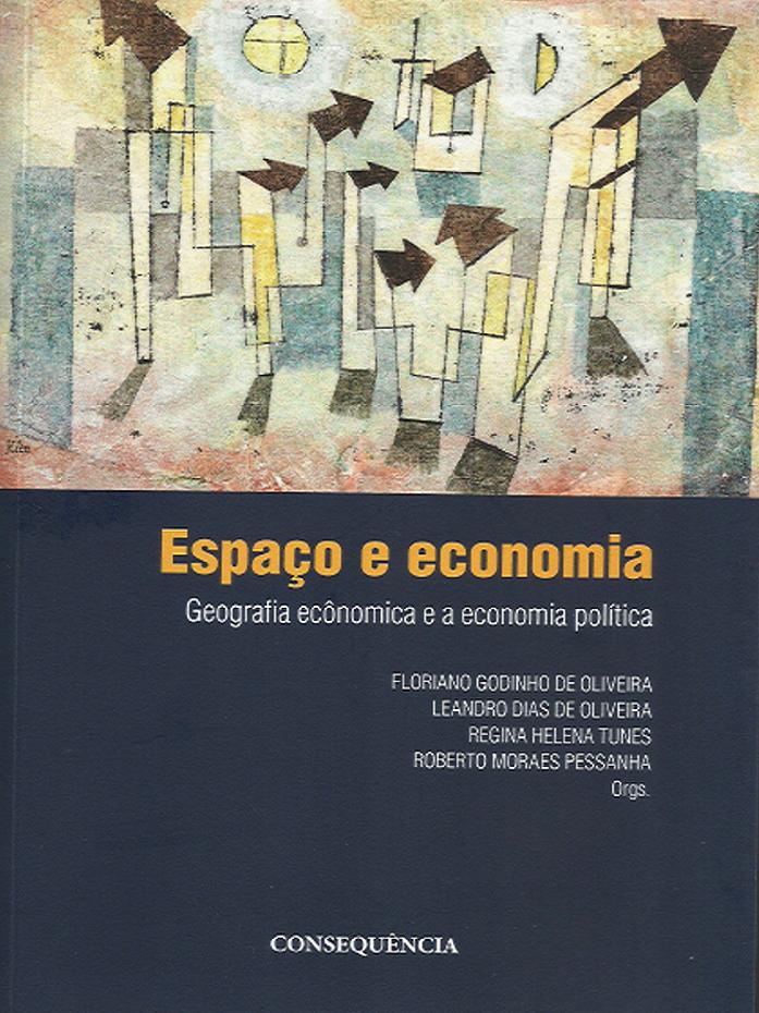 Capa Espaço e Economia