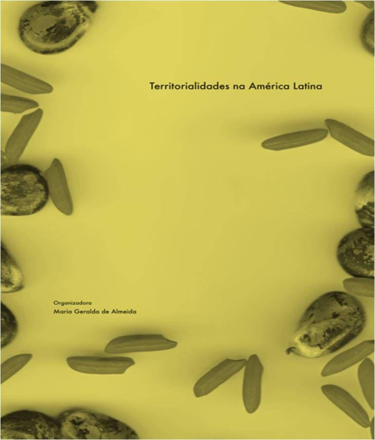 Capa livro Territorialidades