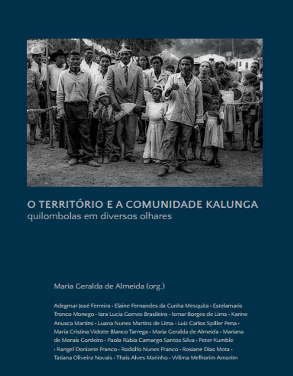 Capa livro Kalunga