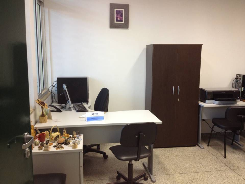 Sala B da Coordenação