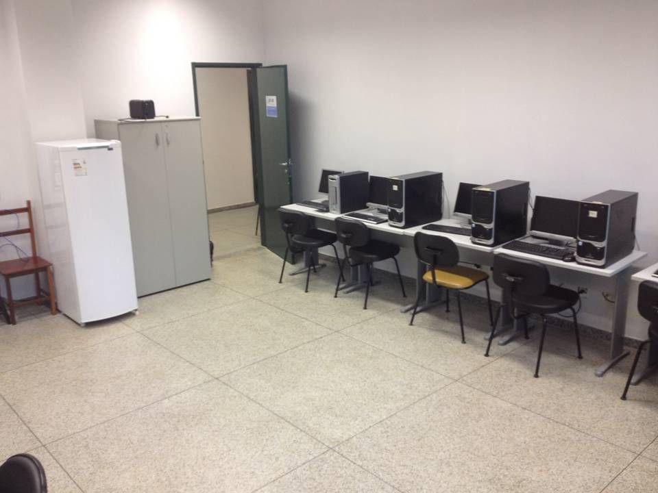 Sala de pesquisas