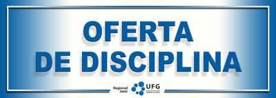 Oferta da Disciplina