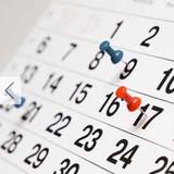 Calendario: imagem para site