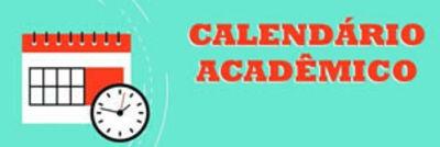 Banner Calendário Acadêmico