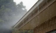 calha chuva capa
