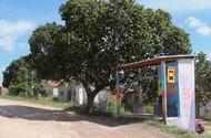 ponto de ônibus