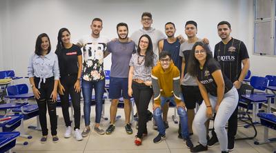 Estudantes da UFG criam dinâmicas de Educação Física