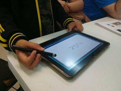 Tecnologia alfabetização