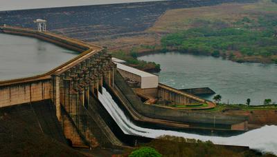 Plano das Bacias Hídricas