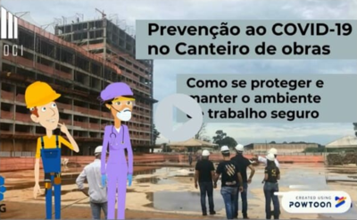 Cartilha construção civil