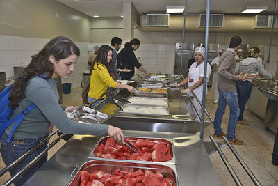 Restaurante Universitário Jataí