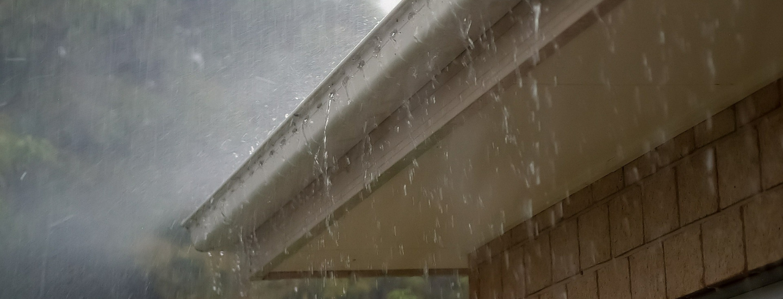 Calha chuva destaque