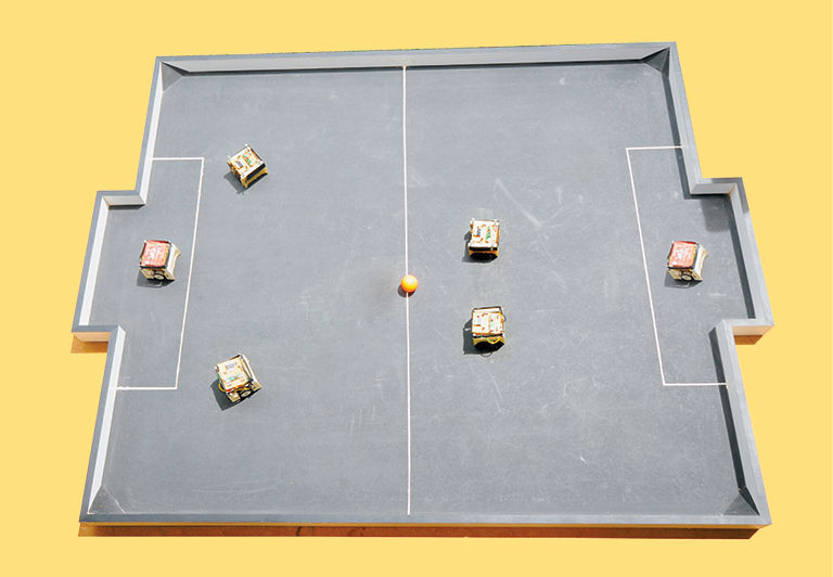 IEEE Very Small-size soccer