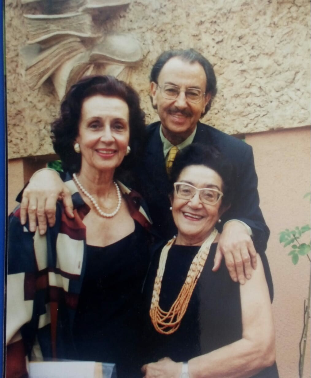 Moema, Miguel Jorge e Nelly