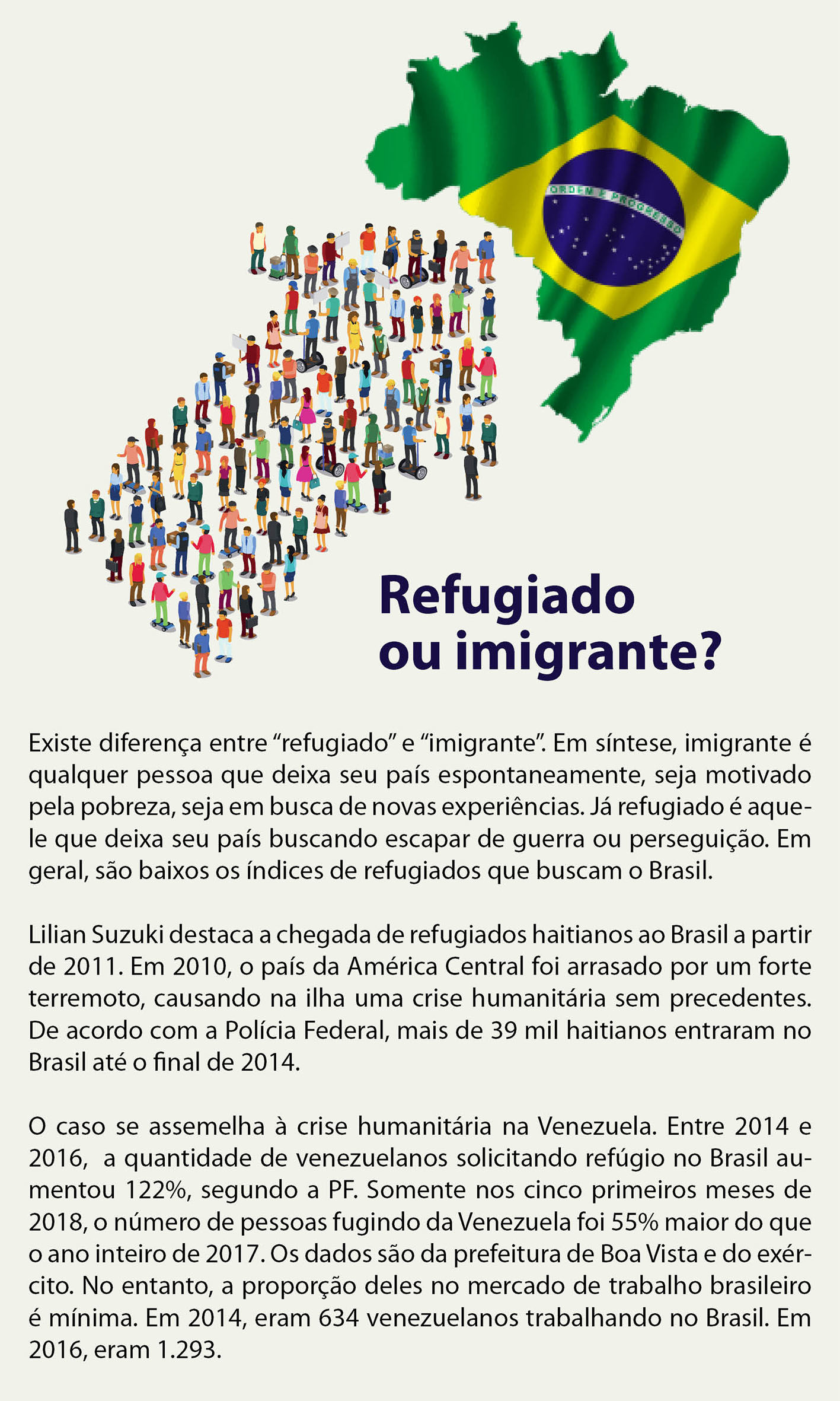 Box imigrante