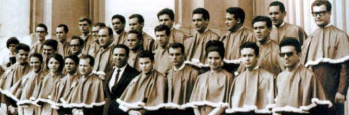 primeira turma de medicina 1960