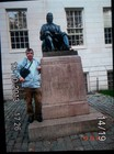 FOTO - Congresso ASRM 2013 em Boston - Dr. Mário Approbato na Universidade de Harvard