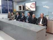 FOTO - Inauguração do novo Centro de Reprodução Humana - Mesa Diretiva 02
