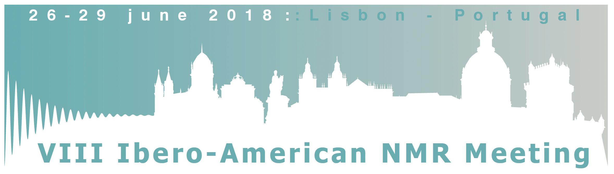 VIII Ibero-American NMR Meeting