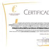 Certificado 2016
