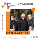 Trio Alvorada - 16-10-2019