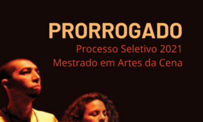 PRORROGADO processo seletivo PPGAC 2021 - CARD