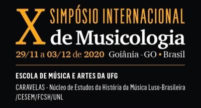 X simpósio de musicologia 2020