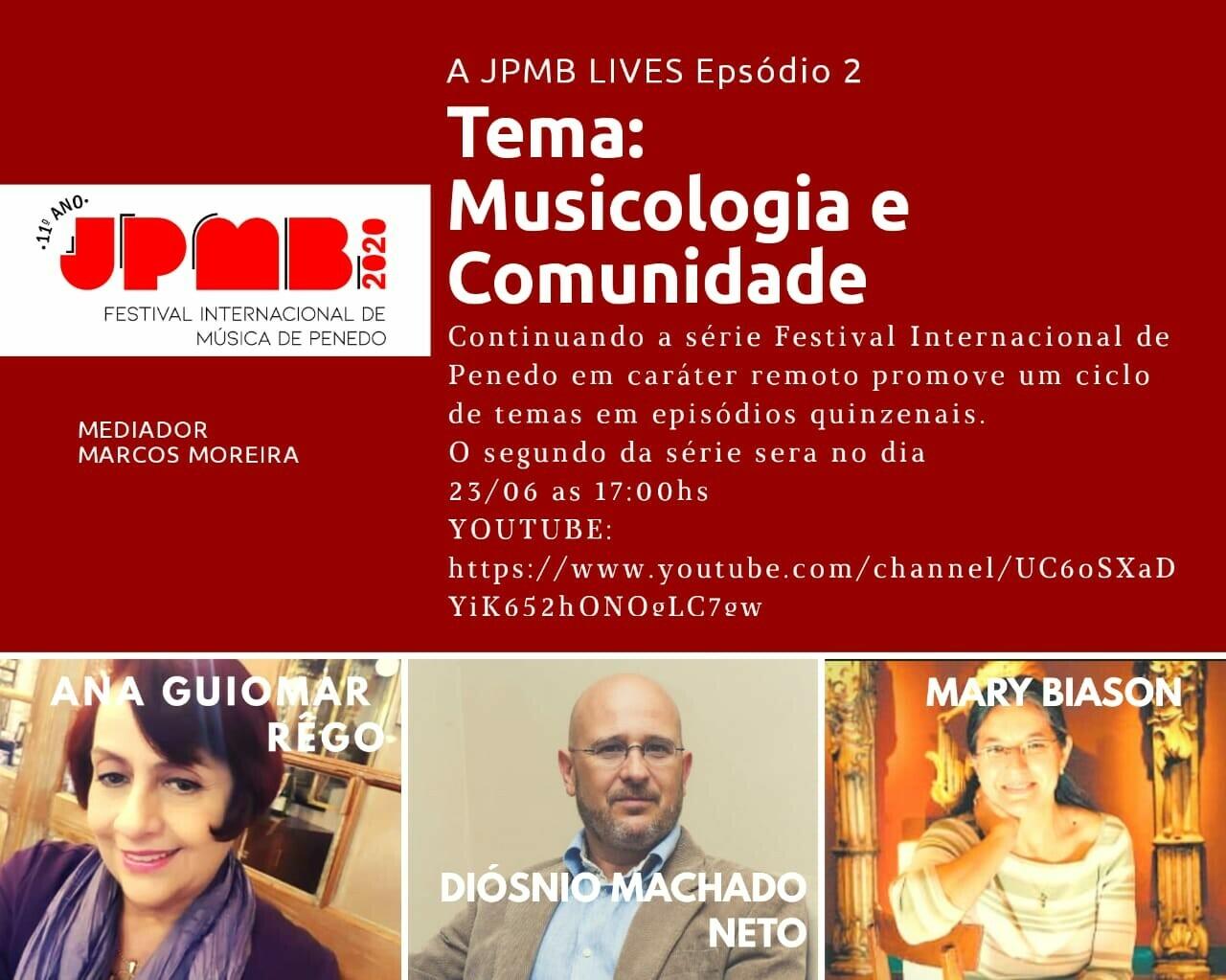 Ana Guiomar - live no dia 23-06