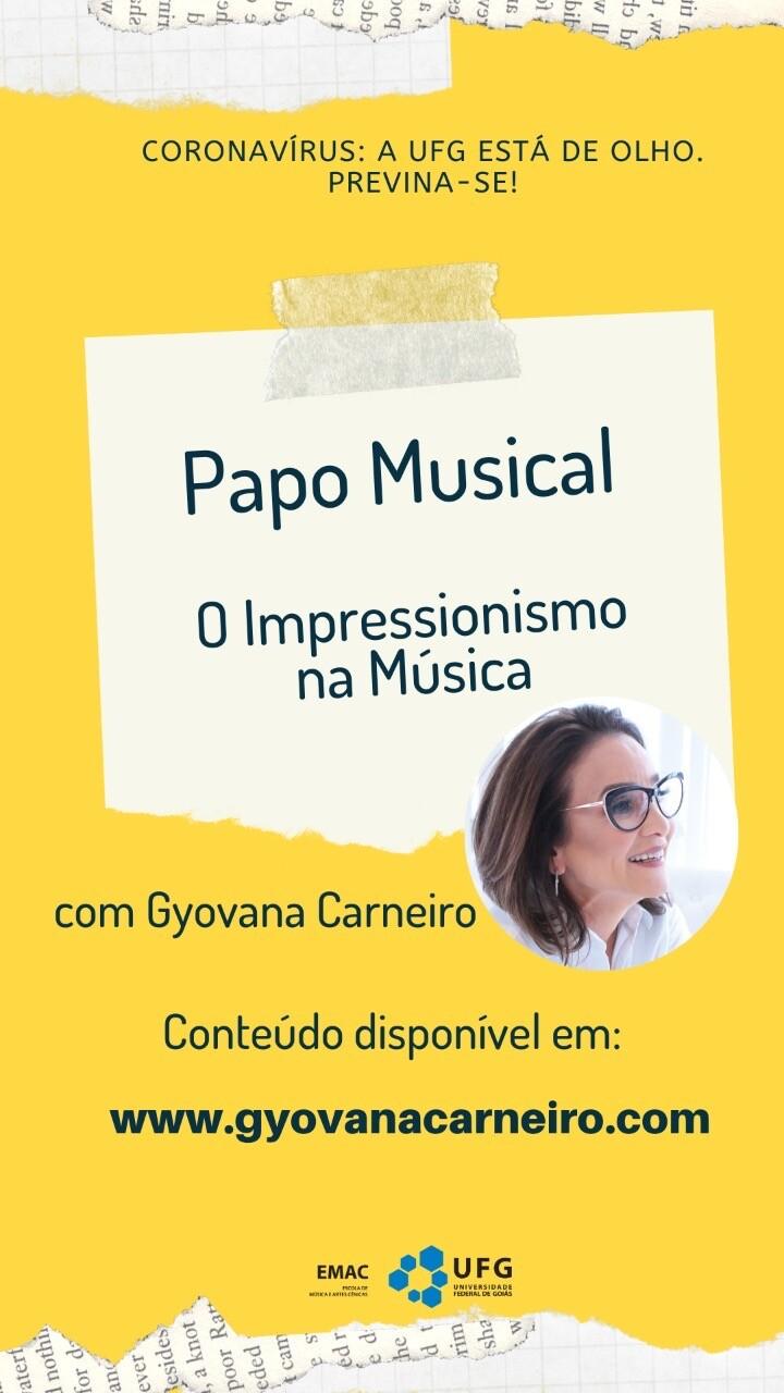 Gyovana-O Impressionismo na música