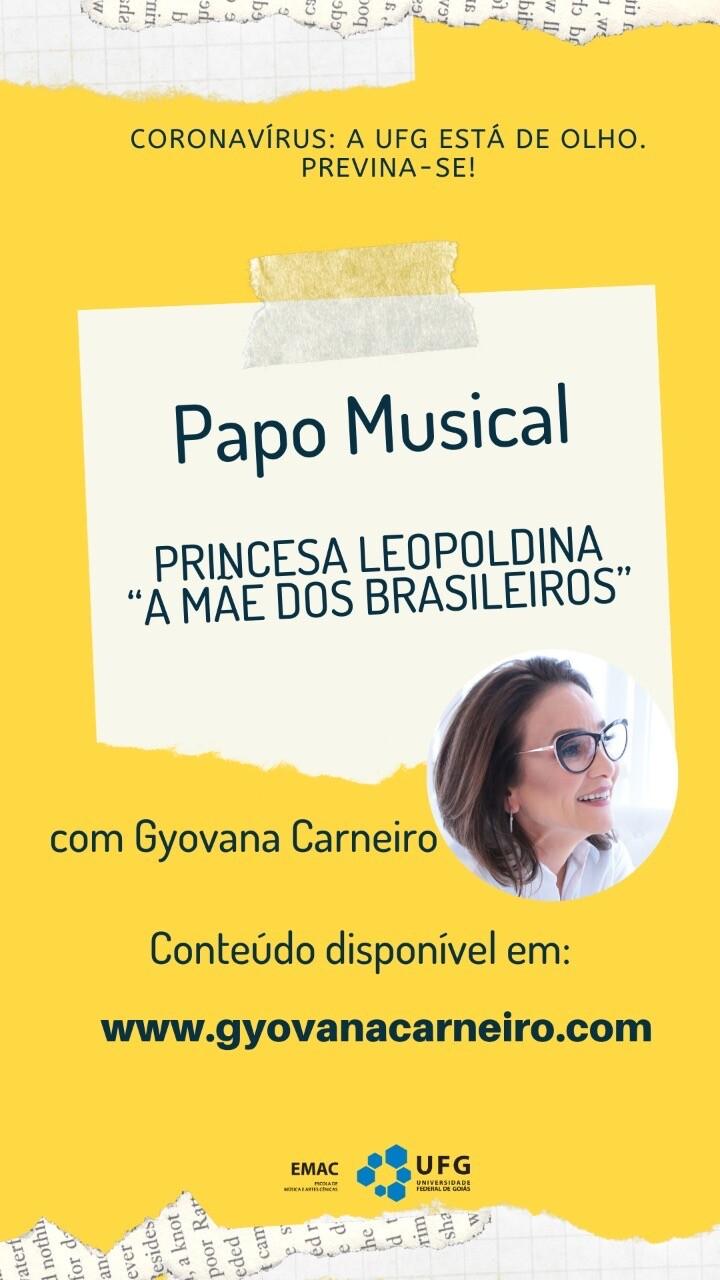 Gyovana-Princesa Leopoldina