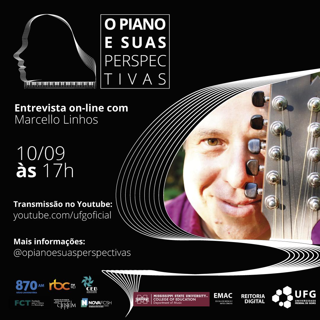 O Piano e Suas Perspectivas com Marcello Linhos